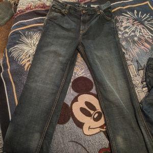 Gap jeans 12 husky boys